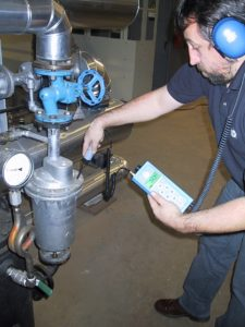 Steam Trap Monitoring and Fault Diagnosis
